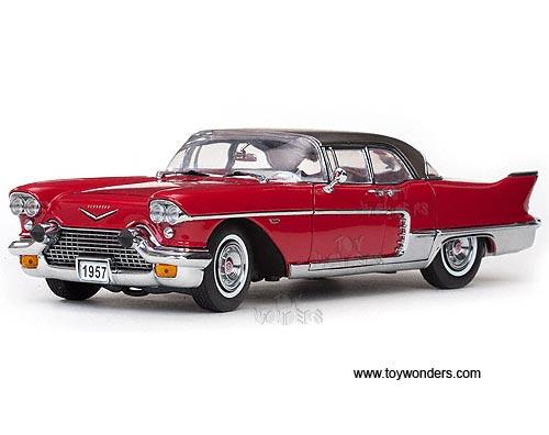 1957 cadillac Eldorado Brougham Hard Top by Sun Star USA 1/18 scale