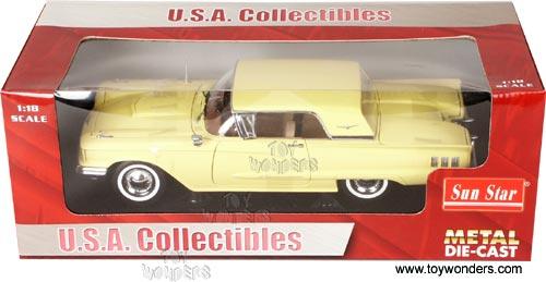 Sun Star USA - Ford Thunderbird Hard Top (1960, 1/18 scale diecast