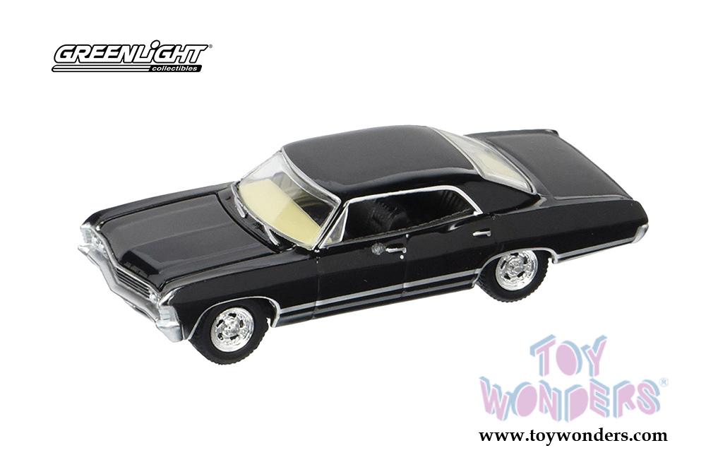 Supernatural TV Show Chevy Impala Sport Sedan - Supernatural show car