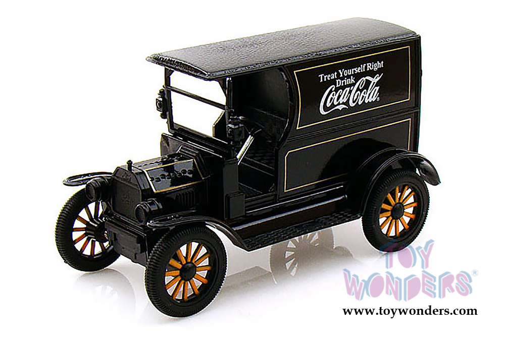 1913 Cola Ford Model T By Motor City Coca 1 24 Scale