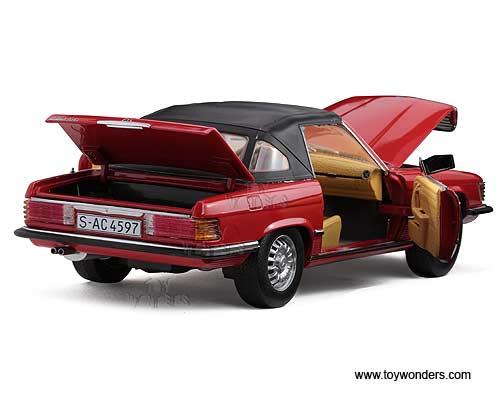 1977 mercedes benz 350 sl soft top by sun star european 1 for Sun motor cars mercedes benz