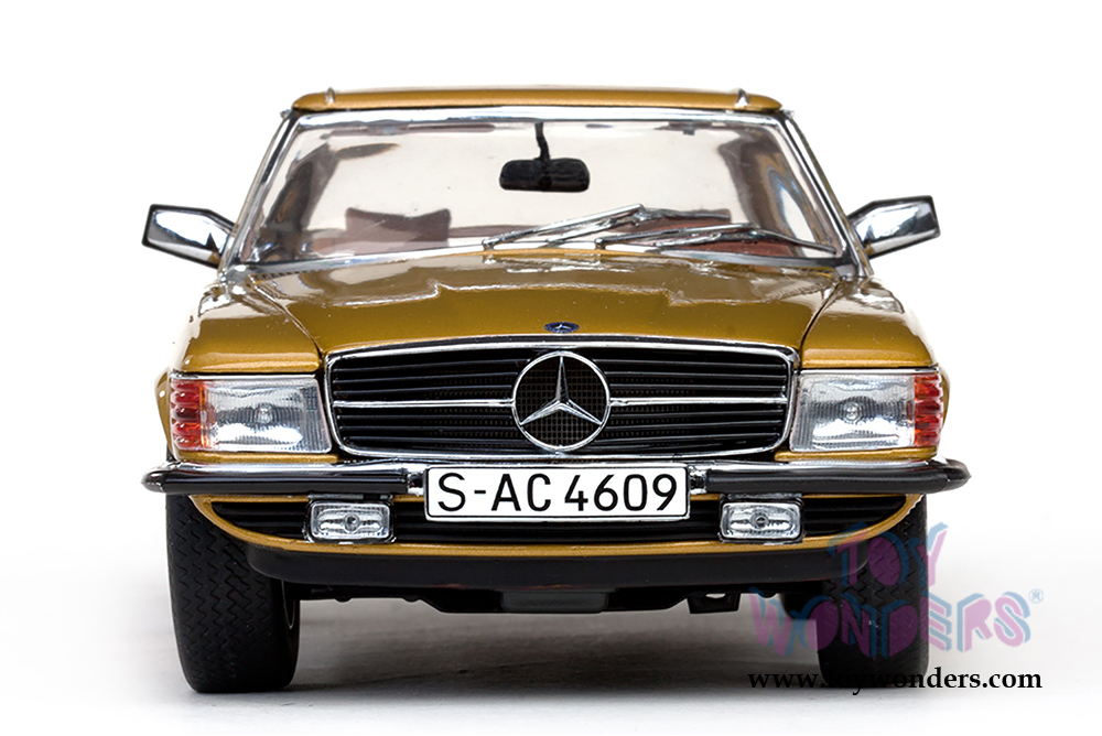 1977 mercedes benz 350 sl coupe by sun star 1 18 scale for Sun motor cars mercedes