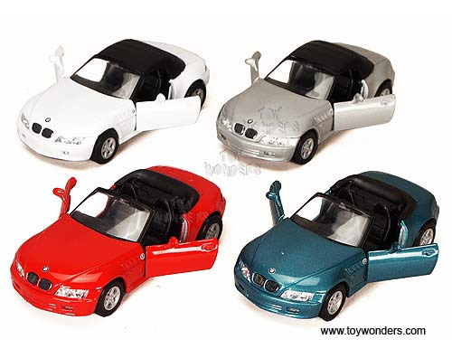 Bmw Z3 Convertible Amp Soft Top By Welly 1 34 1 39 Scale