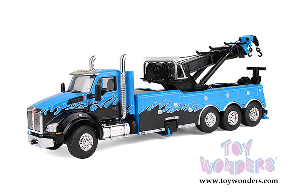 Toy Rotator Tow Truck >> Kenworth T880 With Rotator Wrecker 50-3333 1/50 scale First Gear wholesale diecast model car