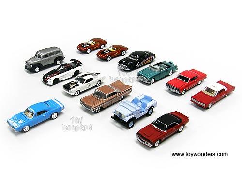 RC2 Johnny Lightning JL Cars - Forever Release 1 (164 Asstd.  sc 1 st  Toy Wonders & forever Release 1 by RC2 Johnny Lightning JL Cars 1/64 scale ... azcodes.com