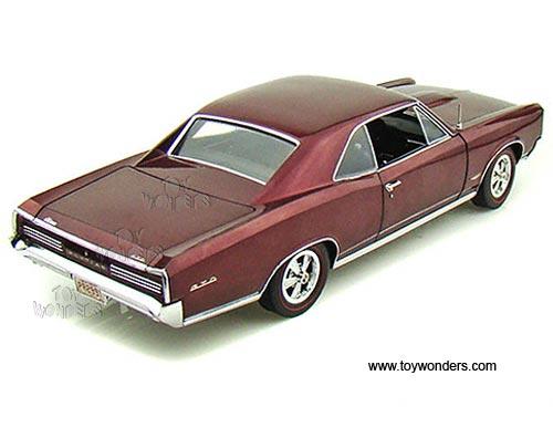 1966 Pontiac GTO Hardtop (Highway 61) - DX Muscle Cars | Pony Cars ...