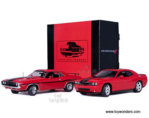 1970 & 2010 dodge Challenger RT & dodge Challenger SRT8 ...