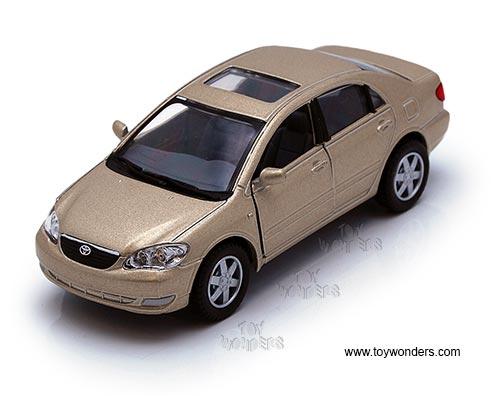 Kinsmart Toyota Corolla 1 36 Scale Cast Model Car Td