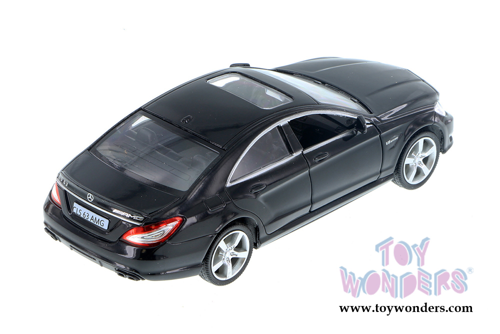 Mercedes Benz Cls 63 Amg With Sunroof Hard Top 555995