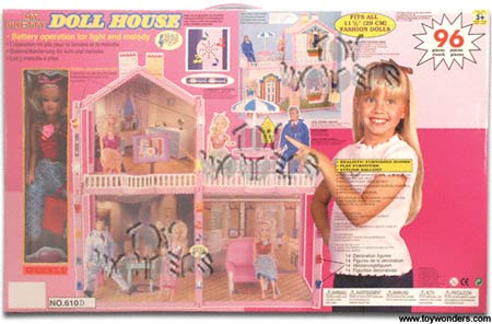 essay over the doll house play