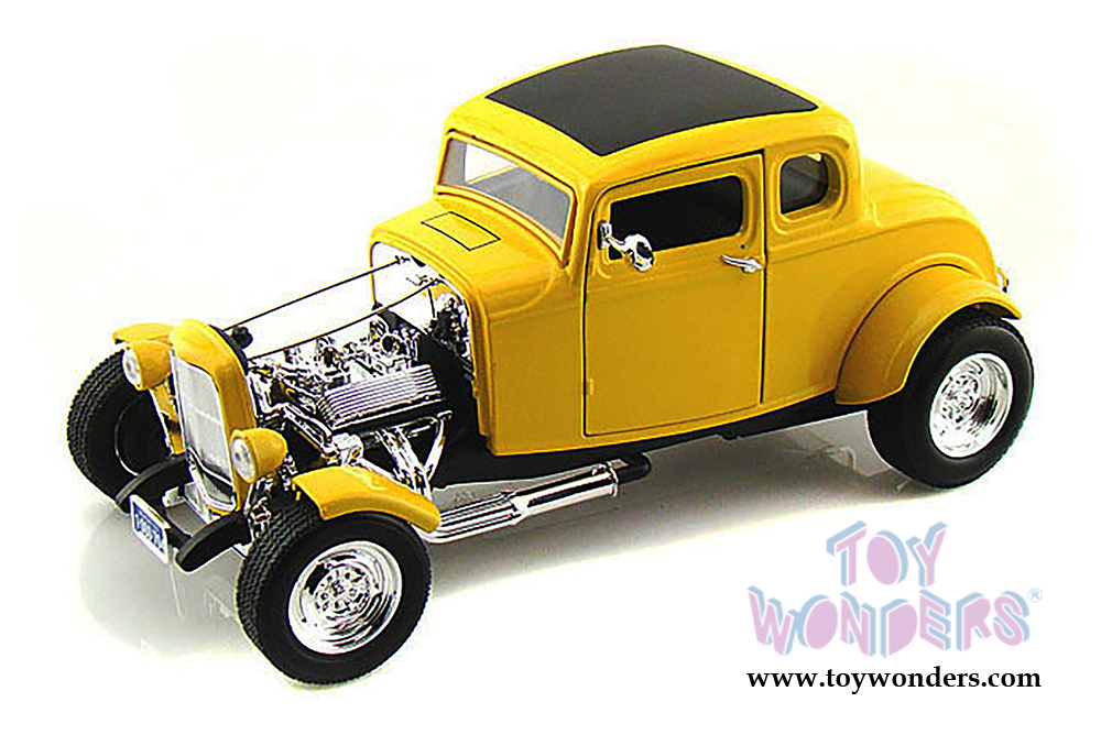 1932 Ford Hot Rod Hard Top by Motormax Timeless Classics 1/18 ...
