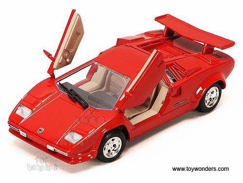 lamborghini countach welly 1 24