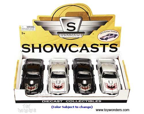 Popular Toys In 1973 : Pontiac firebird hard top by showcasts scale