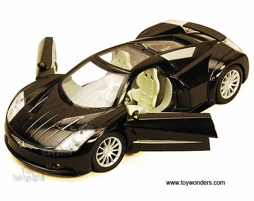 2004 Chrysler Me Four Twelve By Showcasts 124 Scale Diecast Model