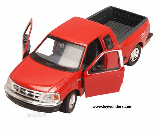 Showcasts Ford F    Scalecast Model
