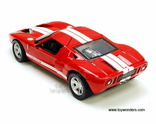 Motormax Ford Gt Concept Hard Top   Scalecast Model Car