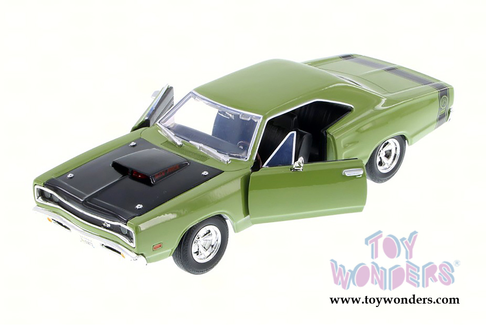 1969 dodge Coronet Super Bee Hard Top by Showcasts Collectibles 1/24 ...