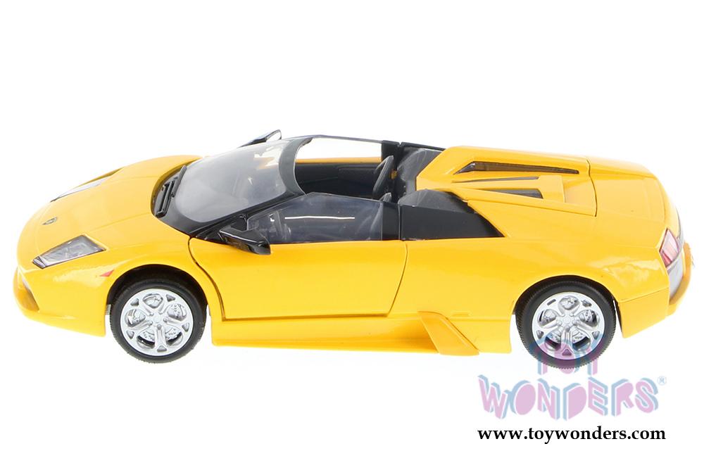 Lamborghini Murcielago Roadster Convertible 73316 16d 1 24 Scale