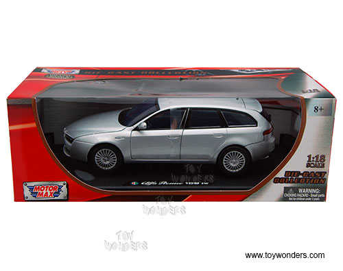 Alfa Romeo SW Hard Top SV Scale Motormax Wholesale - Alfa romeo scale models