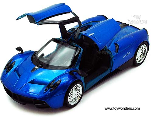 pagani Huayra by Showcasts 1/24 scale diecast model car wholesale ...