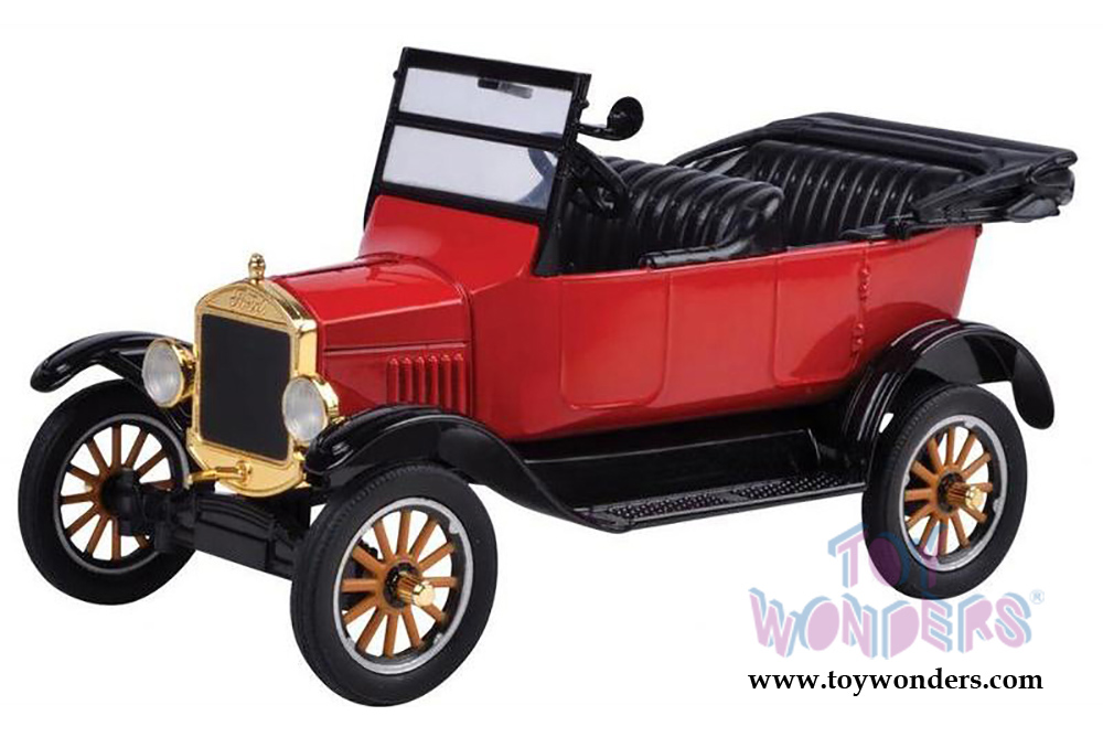 1925 Ford Model T Touring Convertible by Motormax Platinum ...