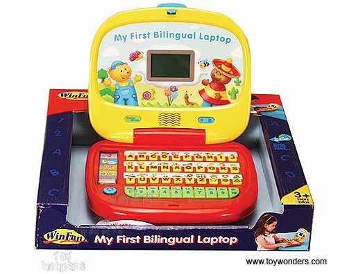 my first bilingual laptop  english  u0026 spanish  8031  b1