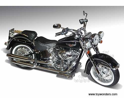 2012 harley davidson flstn softail deluxe motorcycledie cast