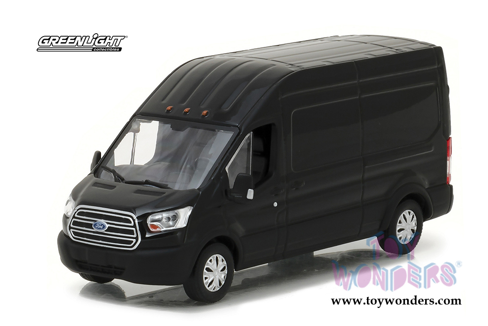 Greenlight Ford Transit Lwb High Roof Connect Minivan 2017 1 43 Scale