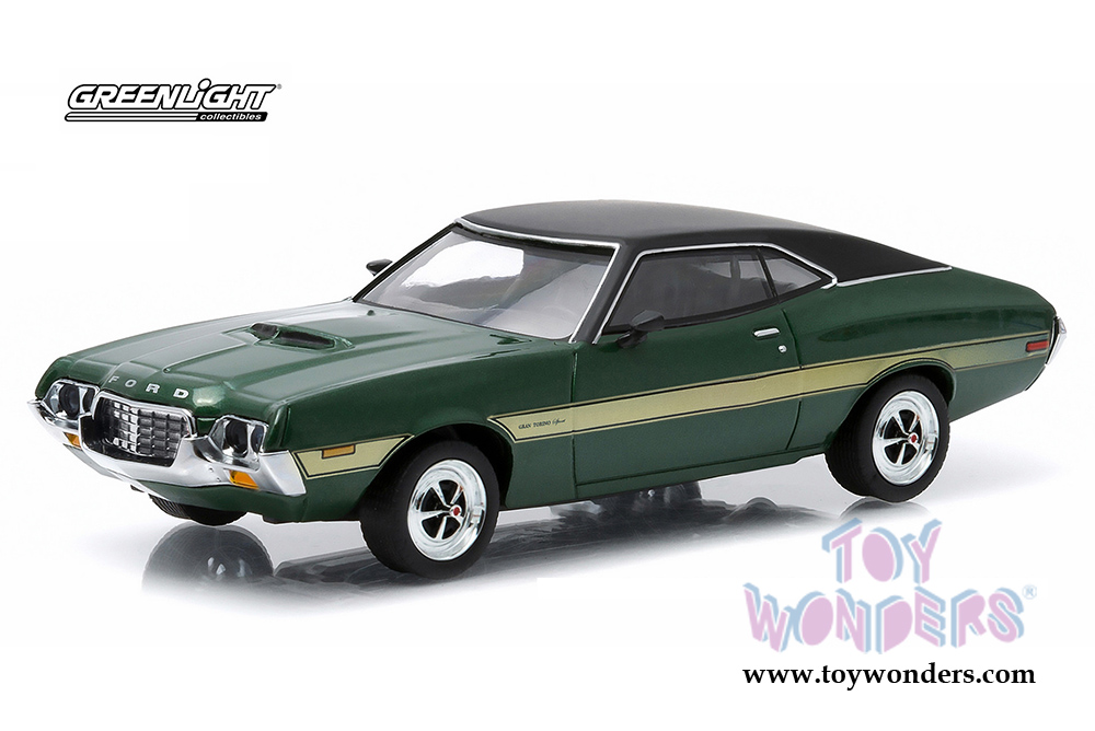 Greenlight   Ford Gran Torino Sport Hard Top (1972, 1/43 Scale Diecast