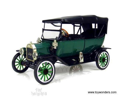 Motor City Classics Ford Model T Touring 1915 1 18