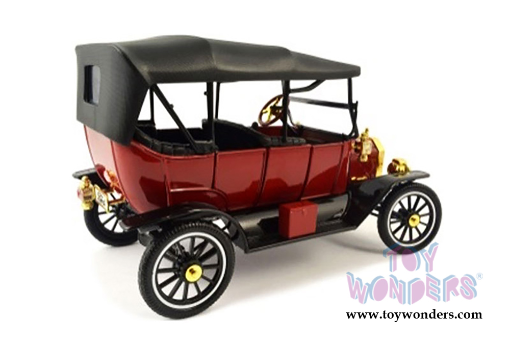 Ford Model T Soft Top Up Truck 88133 1 18 Scale Motor City