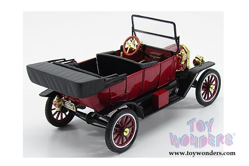 Ford Model T Convertible Top Down 88141 1 18 Scale Motor