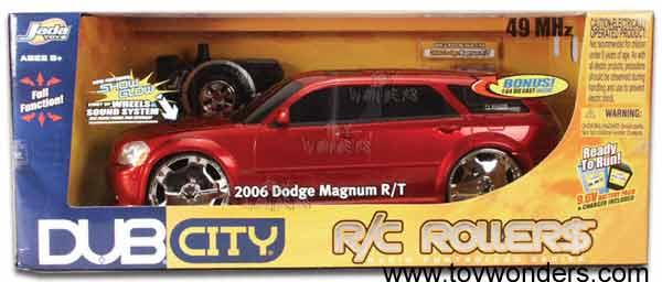 Jada Toys Dub City R C Dodge Magnum T 2006