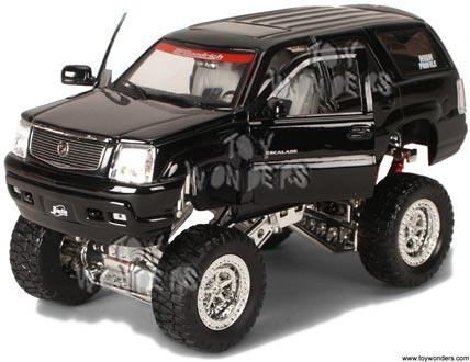 2005 Big Foot Cadillac Escalade By Jada Toys Dub City High Profile 1