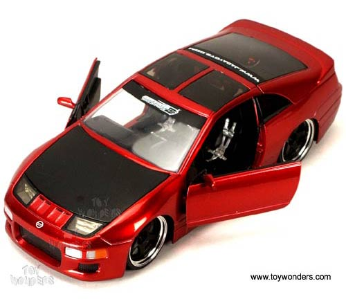 1993 nissan 300ZX t top by Jada Toys Option D 1/24 scale cast ...