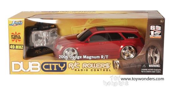 Jada Toys Dub City R C Dodge Magnum T 1