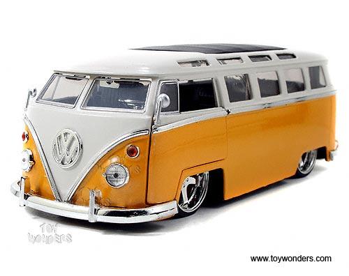volkswagen bus car toy - photo #46