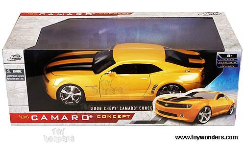 2006 Chevy Camaro Concept Hard Top By Jada Toys 118 Scale Diecast