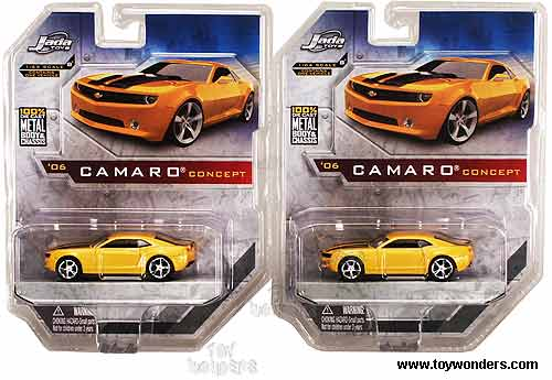 2006 Chevy Camaro Concept Hard Top By Jada Toys 1 64 Scale Diecast