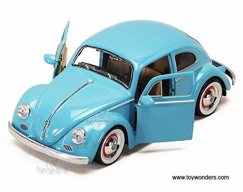Jada Toys Showroom Floor Volkswagen Beetle Hard Top 1959 1 24 Scale