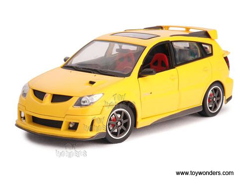 Pontiac Vibe Gtr Suv By Yatming Scale Diecast Model Car