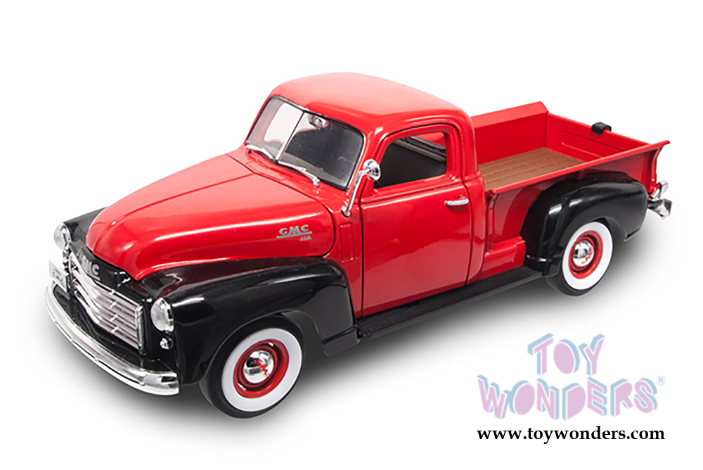 18 Toy Trucks : Gmc pickup truck r scale lucky wholesale