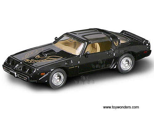 Yatming Road Signature Pontiac Firebird Trans Am T Top 1979 1