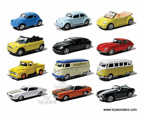 Toy Diecast Carstoy Diecast Cars Series 6 By Greenlight