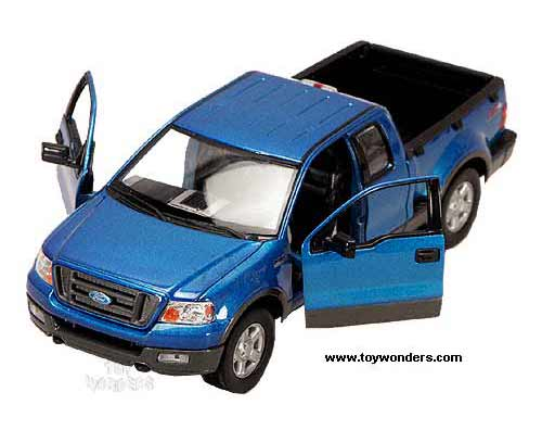 Superior Ford F   Scalecast Model Car