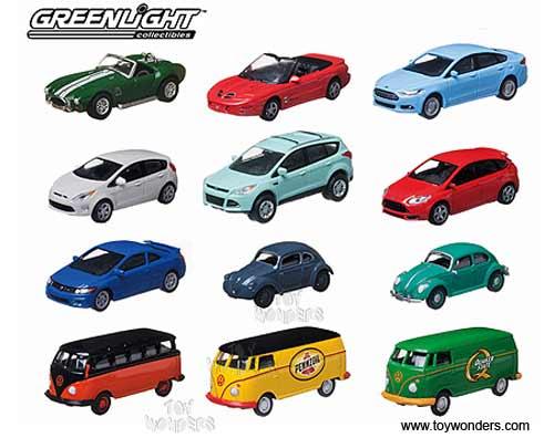 Motor World Diecast Car Series 9 96090 48 1 6 Scale