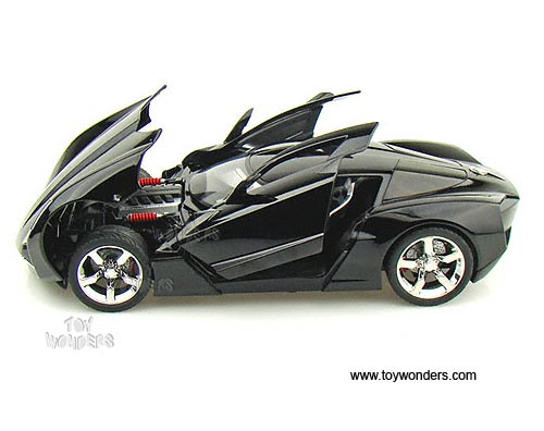 2009 Chevy Corvette Stingrey Concept Hard Top 96326bk 118 Scale