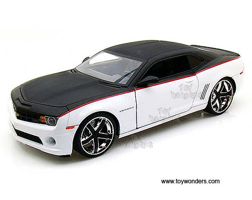 Jada Toys Lopro Chevy Camaro Ss Hard Top 2010 1 18 Scale