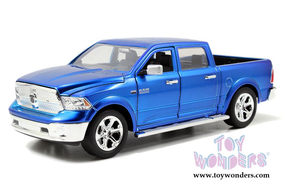 2014 dodge ram 1500 pick up 97139 1 24 scale jada toys just trucks wholesale diecast model car. Black Bedroom Furniture Sets. Home Design Ideas