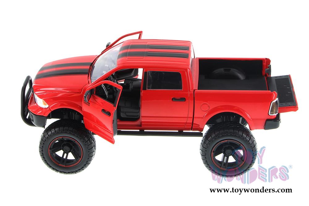 2014 dodge ram 1500 pick up 97475 1 24 scale jada toys. Black Bedroom Furniture Sets. Home Design Ideas